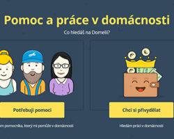 Nový dizajn - Domelie.cz
