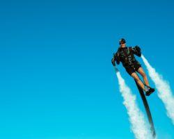 jetpack, adrenalin, zazitek, vodni sporty