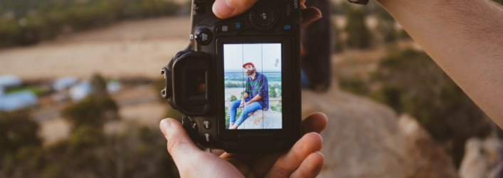 Seznamovací fotografové profilu